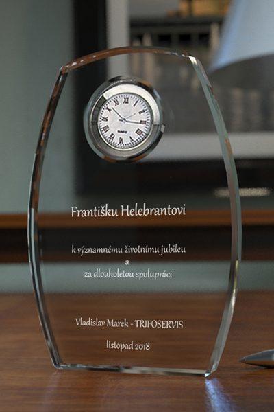 Ocenění HODINY GLA0201